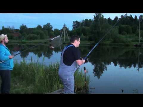 светлые горы рыбалка видео