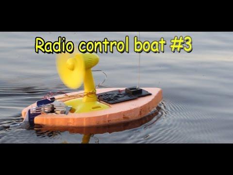 Лодка на радиоуправлении сделать своими руками 899