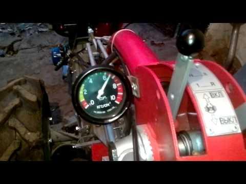 Манометр давления масла в двигателе своими руками