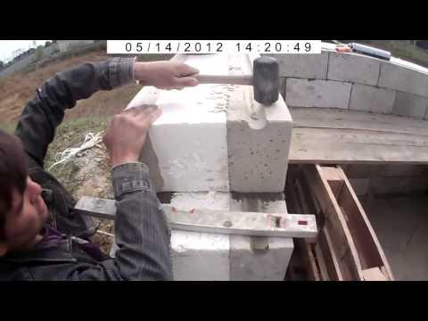 Производство теплоблоков своими руками видео