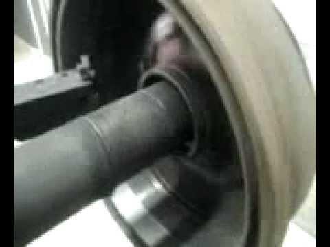 Фото №22 - ВАЗ 2110 проточка тормозных барабанов