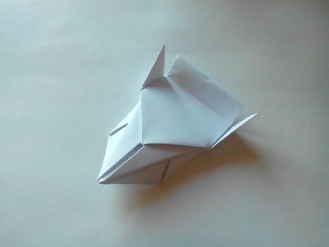 Как сделать из бумаги гоночную машину оригами