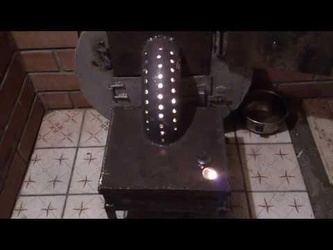 Печь для бани на отработанном масле своими руками чертеж видео