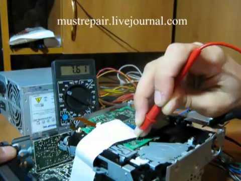 Автомагнитола ремонт своими руками