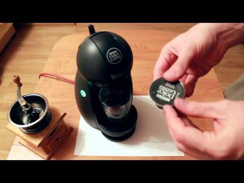Многоразовая капсула для кофемашины своими руками