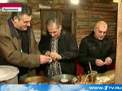 Армянское блюдо Хаш видео как приготовить армянское блюдо скачать