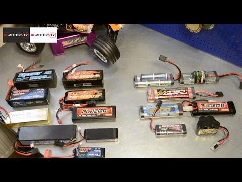 Аккумулятор для rc модели своими руками