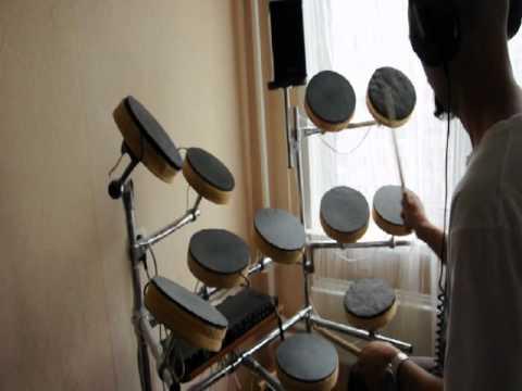 Барабанная установка домашних условиях - ItHour