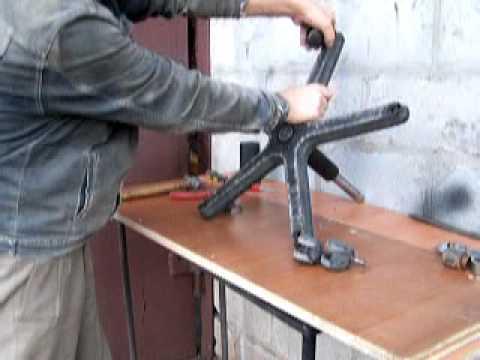 Ремонт офисных стульев своими руками
