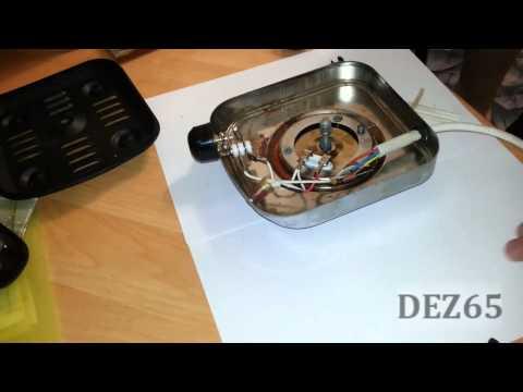 Ремонт электроплитки своими руками