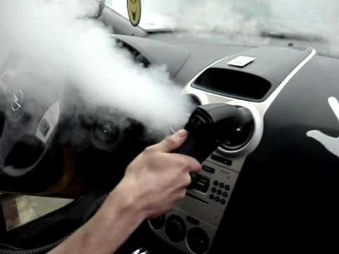 Средство очистки салона автомобиля своими руками