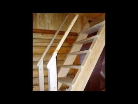 ГНТИ - Как сделать лестницу - Видеорепортажи из мира науки и техники