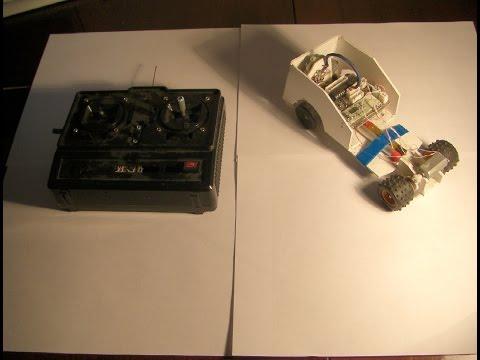 Как сделать пульт для радиоуправляемой машинки? - Хобби Стар 54