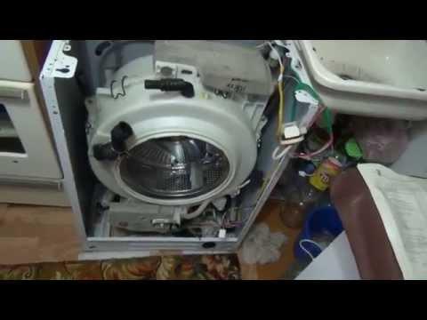 Ремонт стиральной машинки своими руками фото