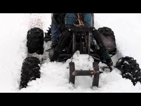 Квадроциклы 4х4 из урала