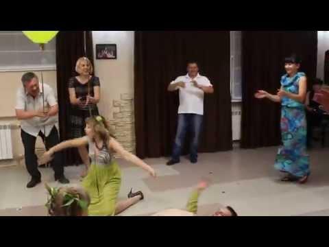 Прикольный танец на конкурс