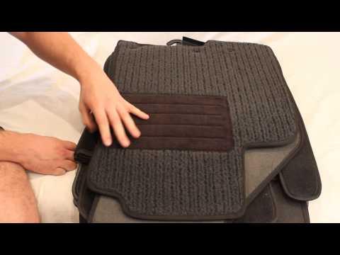 Изготовление автомобильных ковриков своими руками