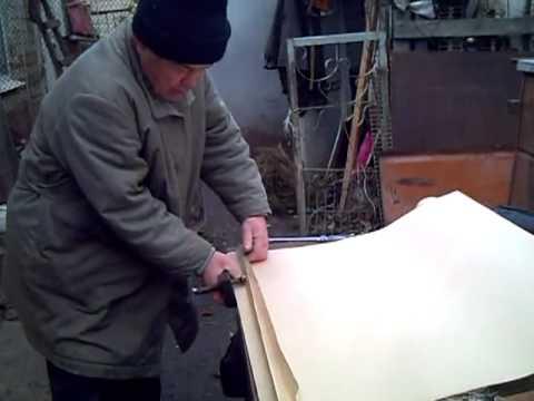 Ремонт мехов баянов своими руками