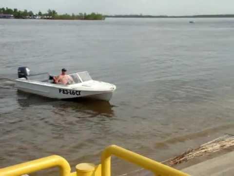 на лодке от волги до амура