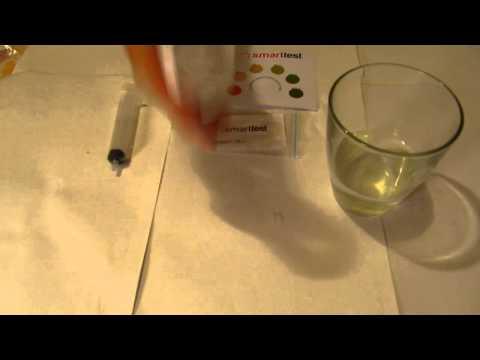 Как в домашних условиях измерить ph воды в домашних условиях