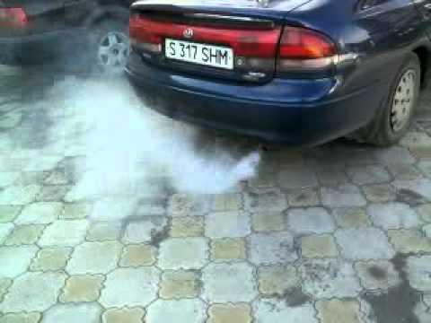Фото №14 - белый дым из выхлопной трубы ВАЗ 2110