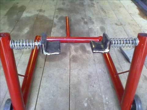 Как самому сделать привод ворот 665