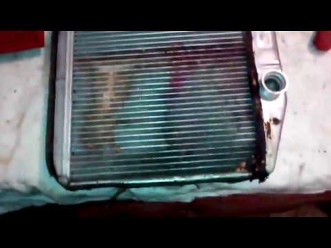 Замена радиатора опель корса д своими руками 11