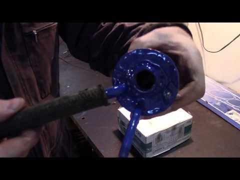 Видео своими руками дымовой генератор
