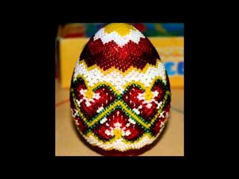 Пасхальные яйца видео уроки