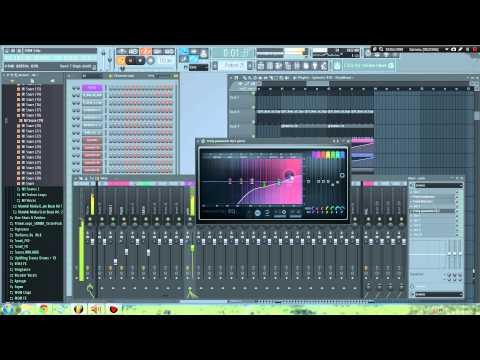 Как во fl studio сделать нарастание звука