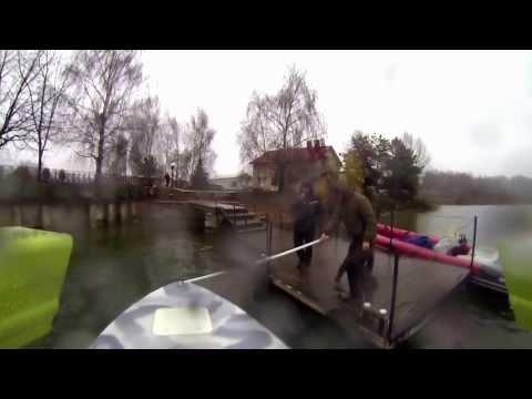 беспилотный катер для рыбалки