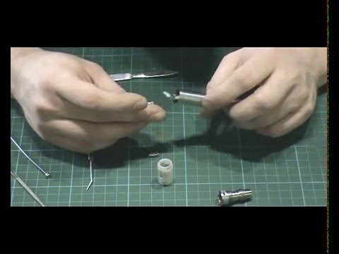 Ремонт электронных сигарет своими руками видео
