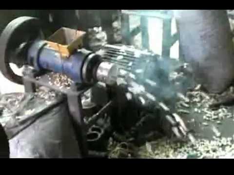 Экструдер для кукурузных палочек своими руками
