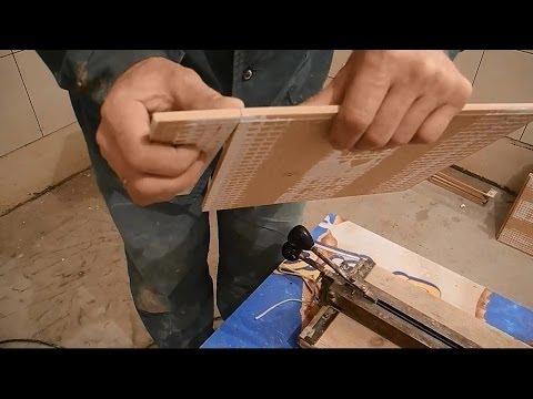 ГНТИ - Делаем плиткорез своими руками ч.3 (дополнение) - Видеорепортажи из мира науки и техники