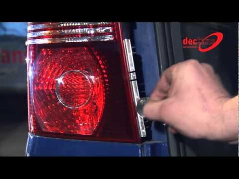 фольксваген тигуан 2010г как заменить стекло заднего фонар¤ форум