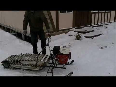 """Смотреть сейчас Снегоход """"Палочник"""" 720p ватрушка снегоход - Портал Перми,пермь видео,новости пермь видео,смотреть видео пермь,г"""