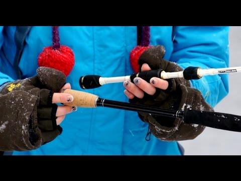 уход за рыболовными катушками видео