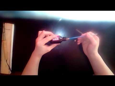 Как сделать электронную сигарету в домашних условиях из подручных