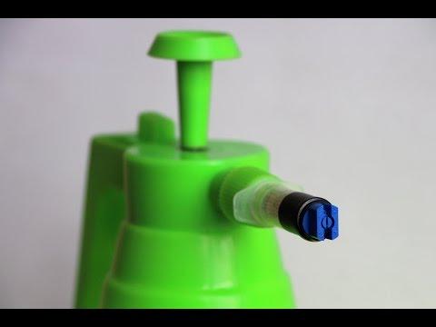 Распылитель для пеногенератора своими руками