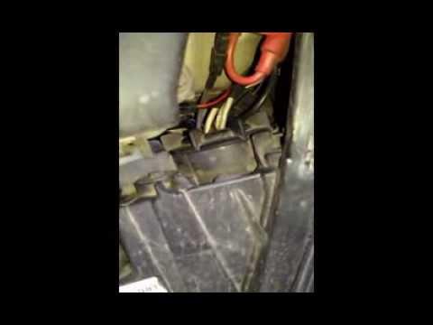 Регулировка фар хендай солярис своими руками видео