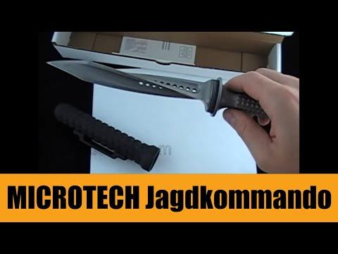 Microtech jagdkommando - нож, имеющий довольно узкую специализацию