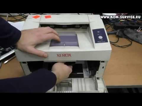 Почему принтер берет бумагу криво