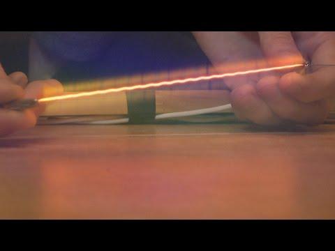 Нихромовая нить 0,2мм проволока 10 метров 32gauge vape