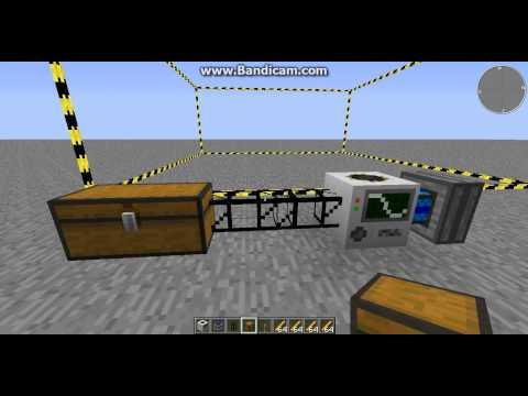 Industrial craft 2 как сделать буровую установку