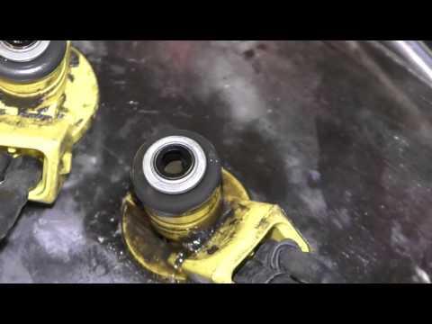 Промывка форсунок ваз-21124