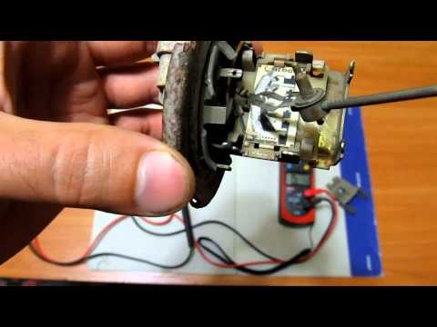 Ремонт датчика уровня топлива своими руками