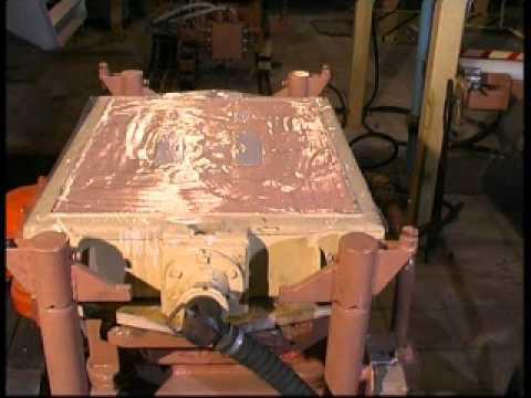 Вакуумная камера для литья металла своими руками