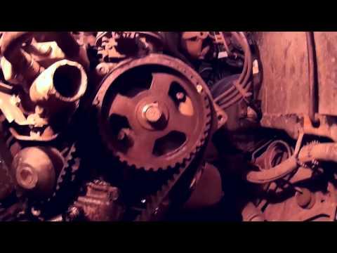 ГНТИ - Ремень ГРМ на Pajero 2 6g72 - Видеорепортажи из мира науки и техники