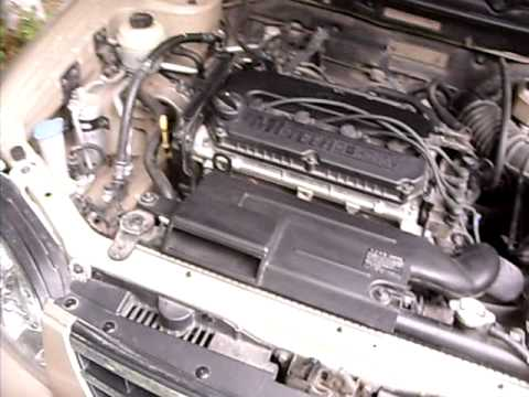 Ремонт двигателя киа спектра своими руками