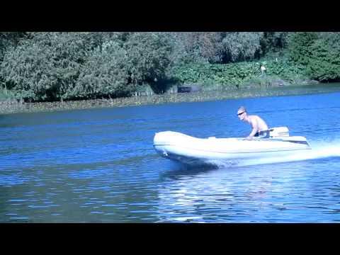 надувная лодка карп 330